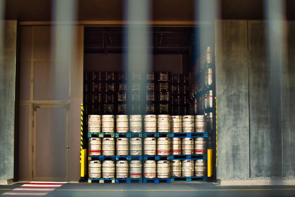almacén de mercancías peligrosas en Valencia