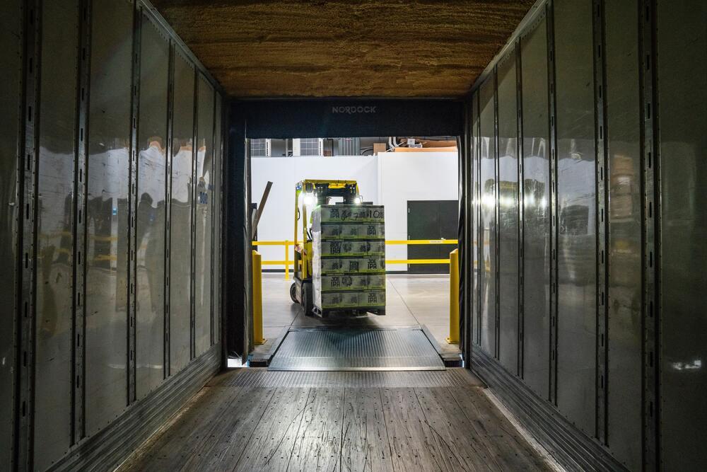 trincaje de cargas en Valencia